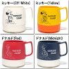 Dynex DINEX classic mug Cup Disney print Mickey & Donald CLASSIC MAGCUP