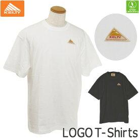期間限定20%OFFセール メール便送料無料 ケルティ KELTY Tシャツ ロゴTシャツ(メンズ) LOGO T SHIRTS 半袖 フェス キャンプ ショートスリーブ TEE KE-934-1015