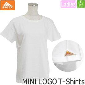 期間限定20%OFFセール メール便送料無料 ケルティ KELTY Tシャツ ミニロゴTシャツ(レディース) MINI LOGO T SHIRTS 半袖 フェス キャンプ ショートスリーブ TEE KE-934-2025