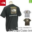 メール便送料無料ザノースフェイスTHENORTHFACETシャツショートスリーブロゴカモティー(メンズ)S/SLogoCamoteeフェスキャンプ速乾ミリタリーテイストNT32035