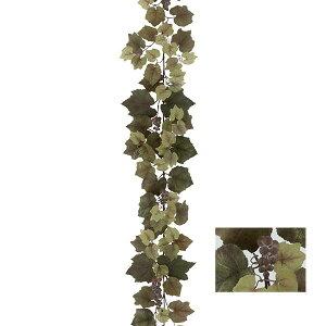 人工観葉植物 実付き ボルドー グレープ ガーランド 全長1.8m 2本セット ぶどう ブドウ 葡萄 果物 フルーツ 造花 人工観葉植物 食品サンプル ツタ つた 蔦 フラワーアレンジメント ディスプレ