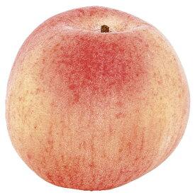 【食品サンプル】ピーチ・直径9.5cm・3個セット(もも/桃/モモ/果物/フルーツ)(フェイクフード/食品模型/オブジェ/花材)(アレンジ/ディスプレイ)