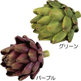 【食品サンプル】アーティチョーク・全長10cm・3個セット(朝鮮薊/ちょうせんあざみ/野菜)(フェイクフード/食品模型/オブジェ)(ディスプレイ/アレンジ)