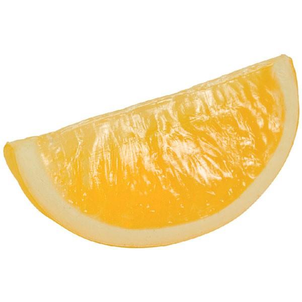 【食品サンプル】カット・レモン・全長7.5cm・15個セット(1袋5個×3袋)(檸檬/れもん/果物/フルーツ)(フェイクフード/食品模型/オブジェ)(ディスプレイ)