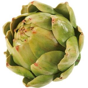 【食品サンプル】 デコラ アーティチョーク M 直径10cm 2個セット 朝鮮薊 ちょうせんあざみ 野菜 フェイクフード 食品模型 オブジェ フラワーアレンジメント ディスプレイ 装飾