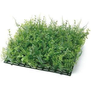 人工芝 ミニユーカリミックス マット 口30cm 人工観葉植物 造花 リーフ 葉材 グリーン材 DIY フェイクグリーン アレンジ ディスプレイ 装飾