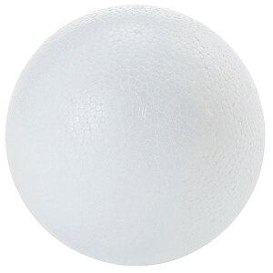 直径10cm 球形発泡スチロール 15個セット (球型 発泡スチロール 丸い 資材 ボール形 丸型 アレンジフォーム アレンジ)(商品番号:kd-gz1520)