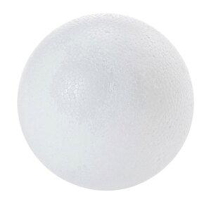 直径3cm 球型 発泡スチロール 200個セット 1袋100個×2袋 素ボールボデー ボール形 ボウル型 丸型 玉型 アレンジフォーム ベース 土台 ディスプレイ アレンジ 装飾