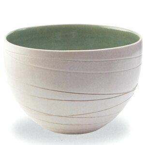 日本製 水鉢 白マット 14号 全高28.5cm×幅42.5cm(信楽焼き しがらきやき 陶器製 睡蓮鉢 水蓮鉢 スイレン鉢 ハイドロカルチャー ビオトープ)