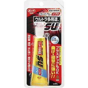 コニシボンド ボンドウルトラ多用途 USソフト 3個セット 25ml 花材 資材 工作 接着剤