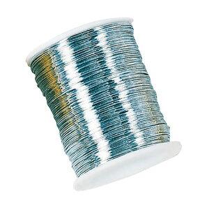 糸針金♯30 シルバー 1巻40m 12巻セット ワイヤー 資材 花材 道具 手芸用品 フラワーアレンジメント リボンワーク ワイヤリング 茎の補強