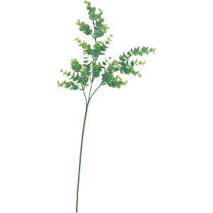 人工観葉植物 ユーカリ 全長66cm 7本セット 有加利樹 造花 アーティフィシャルフラワー リーフ 花材 グリーン材 アレンジ ディスプレイ 装飾