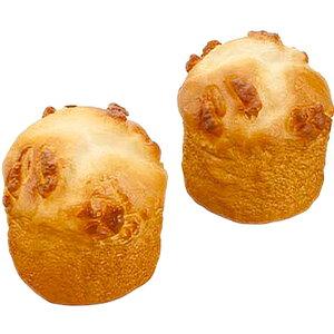 【食品サンプル】 マフィン 高さ7cm 4個セット 1パック2個×2パック ブレット パン フェイクフード 食品模型 オブジェ ディスプレイ アレンジ 装飾