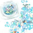 【封入】ミックスホログラム ネイルデコ・レジン封入に最適♪ GreenOceanオリジナル...