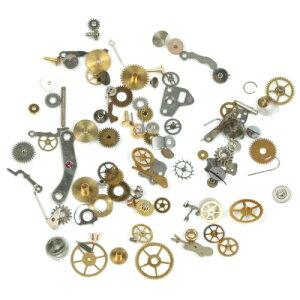 【手作りキット】ハーバリウムペンお好きなペンの色が選べます♪作り方説明書付き《本物の時計パーツ》ハーバリウムハーバリューム腕時計パーツ歯車メンズ男性プレゼント