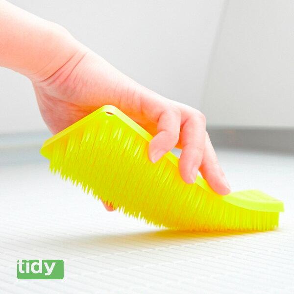 【メール便OK】ティディ プラタワ・フォーバス(i3/tidy Platawa for Bath お風呂洗い お風呂掃除 バスブラシ たわし テラモト)