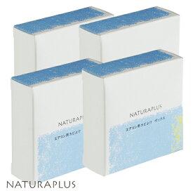 【4個セット】ナチュラプラス エアコン用カビよけボックス(NATURAPLUS/防カビ 消臭 ハウスダスト アロマ ハーブ/4935137902216)