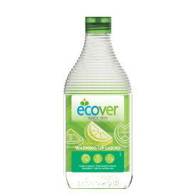 エコベール 食器用洗剤 レモン 450ml(ECOVER/食器用洗剤 食器洗剤 キッチン用洗剤 台所洗剤 エコ洗剤/5412533416824)