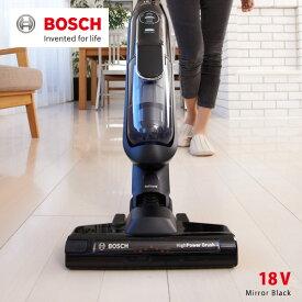 ボッシュ コードレスクリーナー アスリート 18V [ミラーブラック] (j3/総輸入発売元 Bosch Athlet サイクロン式 掃除機 /4242002851839)