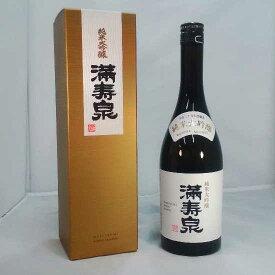 満寿泉(ますいずみ)純米大吟醸<箱付:720ml>富山のお酒