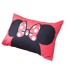 枕カバー ミニー Minnie Mouse Disney ディズニー 人気 可愛い ベッドウェア SB-238 父の日 プレゼント おすすめ