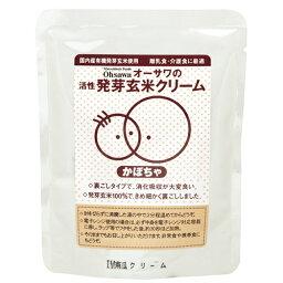 它是 ow jn 活性發芽的糙米奶油 (南瓜)-100 g