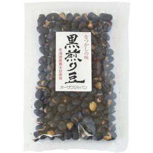 オーサワ 北海道産黒煎り豆 60g ow jn