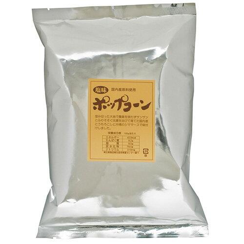 オーサワ ポップコーン 塩味 60g ow jn