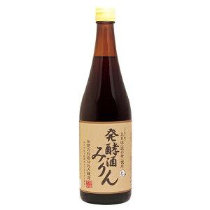 オーサワ 発酵酒みりん 720ml(税率8%対象商品) ow jn