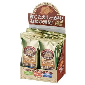 ジュゲン SOY PLUS寿元ビスケット 3枚(約40g)×6袋入 ow jn