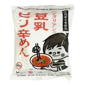 桜井食品 ベジタリアンの豆乳ピリ辛めん〈五葷抜き〉 138g sr jn