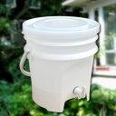 【生ゴミ処理機】【密閉】【ゴミ箱】液肥&堆肥が作れる噂のバケツ!生ごみ処理専用バケツ(11L)