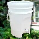 【生ゴミ処理機】【密閉】【ゴミ箱】液肥&堆肥が作れる噂のバケツ!生ごみ処理専用バケツ15L(標準)