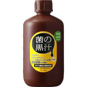 【送料無料】菌の黒汁 1L ヤサキ【連作障害】【光合成細菌】