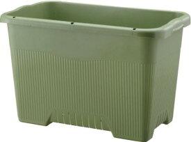 菜園上手 ジャンボ 65型 グリーン GR 【リッチェル】 65.5×39×42.5(cm)