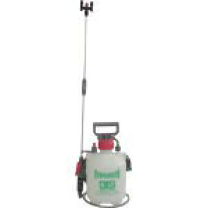 マルハチ 二頭口蓄圧式噴霧器4L【RSL】
