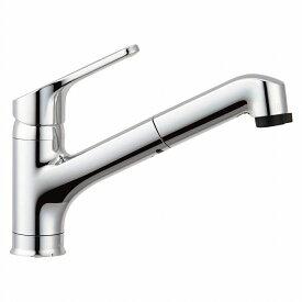 混合水栓 シングルレバー LIXIL INAX シングルレバー 混合水栓 ハンドシャワー付 エコハンドル RSF-833Y【RSL/リクシル/シングルレバー/混合水栓/水道用品】