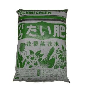 トチミグリーン トチミ バーク堆肥 18L