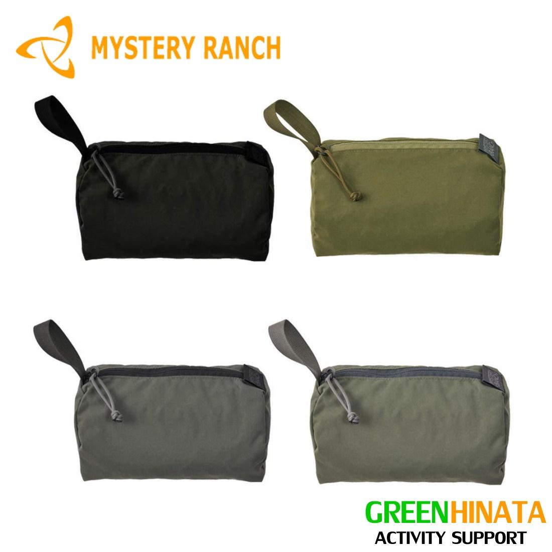 【国内正規品】 ミステリーランチ ゾイドバックS ポーチ MYSTERY RANCH ZOID BAG SMALL 小物入れ バッグ