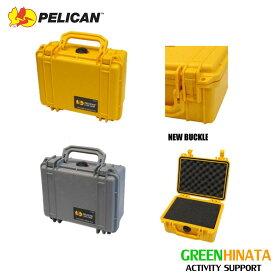 【自社在庫品】 ペリカン 1150フォーム15 防水ケース フォーム付 PELICAN Waterproof Case 1150 WL/WF SILVER