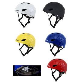 【自社在庫品】 エヌアールエス ハボック リバリー ヘルメット ウォータースポーツ用 NRS HAVOC LIVERY HELMET BLUE アクションカメラ カヤック ヘルメット