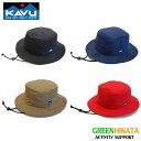 【国内正規品】 カブー シンセティックバケットハット 帽子 KAVU Synthetic Bucket 軽量 速乾 ハット