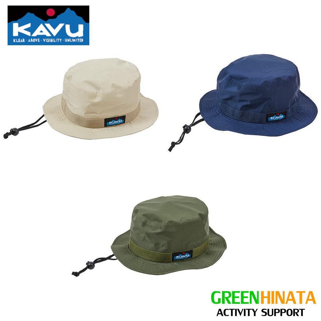 【国内正規品】 カブー Jバケットハット 帽子 KAVU J-Bucket Hat 軽量 速乾 ハット