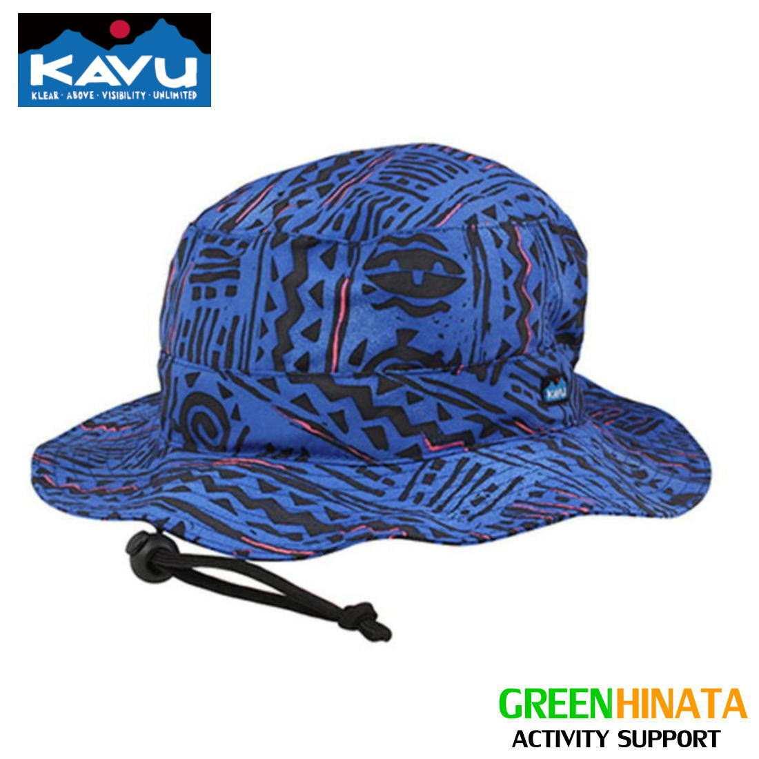 【国内正規品】 カブー シンセティックバケットハットサーフ 帽子 KAVU Synthetic Bucket 軽量 速乾 ハット