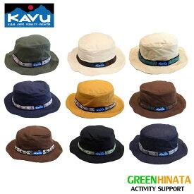 【国内正規品】 カブー ストラップバケットハット 19 帽子 KAVU Strap Bucket Hat コットンキャップ