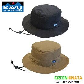 【国内正規品】 カブー シンセティック バケットハット 帽子 KAVU Synthetic Bucket 軽量 速乾 ハット