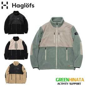 【国内正規品】 ホグロフス コンビネーション フリース ジャケット メンズ フリースジャケット HOGLOFS Combination Fleece JK Men
