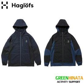 【国内正規品】 ホグロフス ハイブリッド パーカー メンズ フードジャケット HOGLOFS Hybrid Parka Men