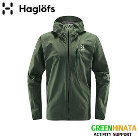 【国内正規品】 ホグロフス リムシリーズ ジャケット レインウエア HOGLOFS L.I.M Jacket Men