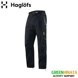 【国内正規品】 ホグロフス リムシリーズ パンツ レインウエア HOGLOFS L.I.M Series Pant Men